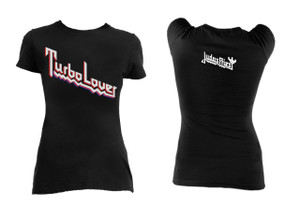 Judas Priest - Turbo Lover Blouse T-Shirt