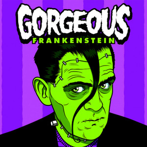 "Gorgeous Frankenstein - Frankie 4x4"" Color Patch"