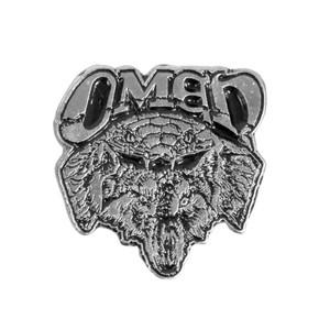 "Omen - The Curse 1.5"" Metal Badge Pin"