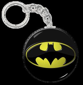 """Batman - Logo 2.25"""" Keychain"""