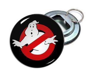 """Ghostbusters 2.25"""" Metal Bottle Opener Keychain"""