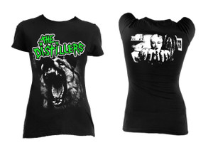 The Distillers - Self Title Blouse T-Shirt