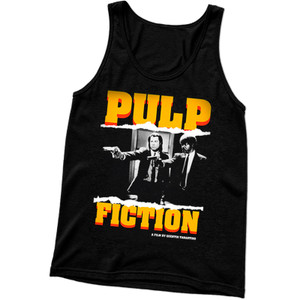 Pulp Fiction Vincent & Jules Tank Top T-Shirt