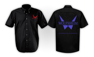 Wolfsheim - The Sparrows and The Nightingales Workshirt