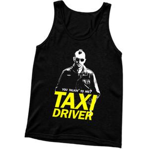 Taxi Driver Tank Top T-Shirt