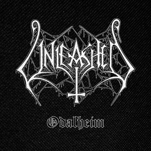 "Unleashed - Odalheim 4x4"" Printed Patch"