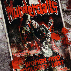 "Murderdolls - Women And Children Last 4x4"" Color Patch"