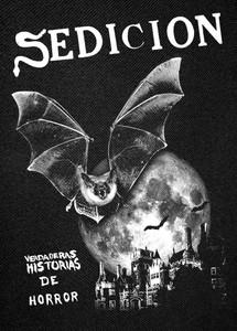 """Sedicion - Verdaderas Historias de Horror 12x18"""""""