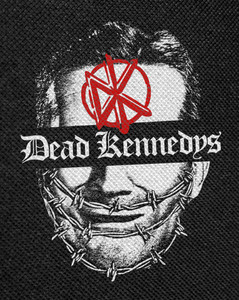 """Dead Kennedys - Give Me Convenience or Give Me Death 12x16"""""""