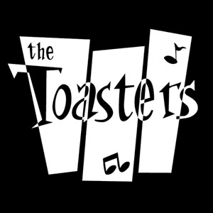 """The Toasters Logo 4x4"""" Printed Sticker"""