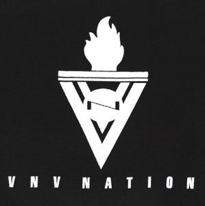 "VNV Nation - Logo 4x5"" Printed Patch"