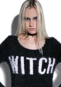 Killstar - Dropout Witch Knit Dress