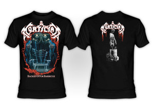 Mortician - Hacked Up For Barbecue T-Shirt