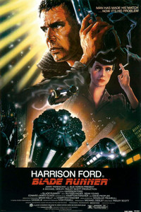 "Blade Runner 24x36"" Poster"