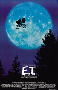 """E.T. The Extra-Terrestrial 24x36"""" Poster"""