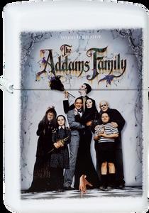 Adams Family White Lighter
