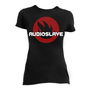 Audioslave Logo Blouse T-Shirt