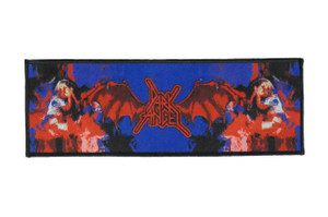 "Dark Angel - Inferno 7x2.5"" WOVEN Patch"