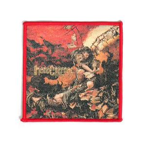 "Hate Eternal - Infernus 4X4"" WOVEN Patch"