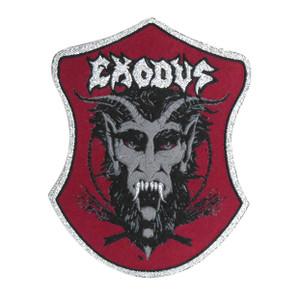 """Exodus - Vampire 4x5"""" WOVEN Patch"""