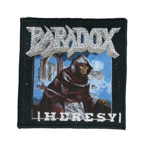 """Paradox - Heresy 4x4"""" WOVEN Patch"""
