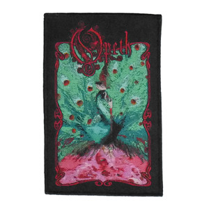 """Opeth - Sorceress 3x5"""" WOVEN Patch"""