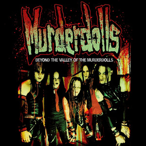 "Murderdolls - Beyond The Valley Of The Murderdolls 4x4"" Color Patch"