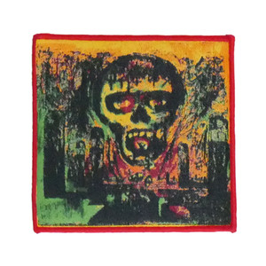 """Slayer - Season in the Abyss 4x4"""" WOVEN Patch"""