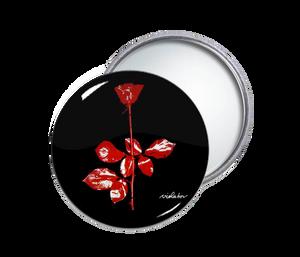 Depeche Mode - Violator Round Pocket Mirror