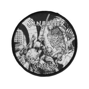 """Slaughter - Strappado 4x4"""" WOVEN Patch"""