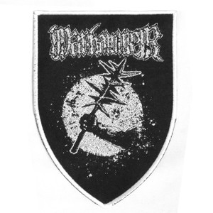 """Warhammer - Spiked Mace 5X4"""" WOVEN Patch"""