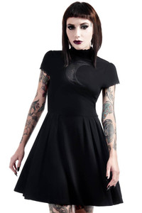 Killstar - Neverafter Nytes Skater Dress