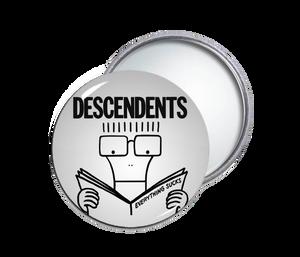 Descendents - Everything Sucks Round Pocket Mirror