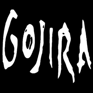 "Gojira Logo 4x4"" Printed Sticker"