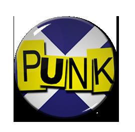 """Scottish Punk 1"""" Pin"""
