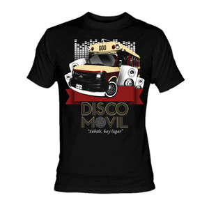 Tijuana - Calafia Disco T-Shirt