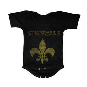Baby Onesie - Stratovarius Logo