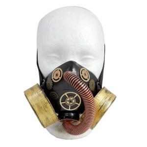 Respirator - Steampunk Clock and Gears