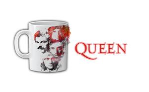 Queen Portrait Coffee Mug