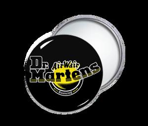 Dr. Martens Round Pocket Mirror