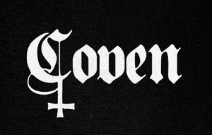"Coven Logo 4.5x3"" Printed Patch"