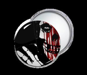 Misfits - Bloody Skull Round Pocket Mirror