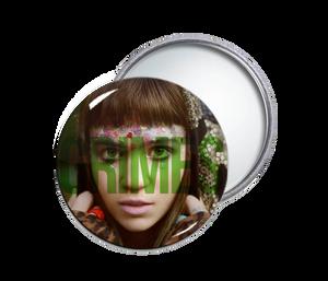 Grimes Round Pocket Mirror
