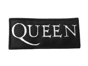 """Queen 5x2"""" Embroidered Patch"""