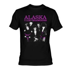 Alaska y los Pegamoides - Pic T-Shirt