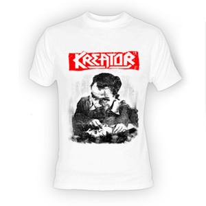Kreator - Evil Doctor White T-Shirt