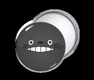 Totoro Round Pocket Mirror