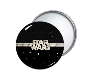Star Wars Round Pocket Mirror
