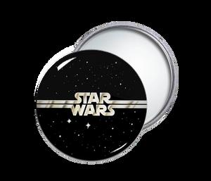 Star Wars Round Pocket Mirror