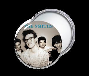 The Smiths - The Sound Of The Smiths Round Pocket Mirror